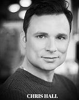 Chris Hall headshot