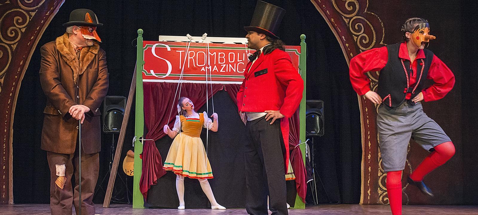 Pinocchio(2016)