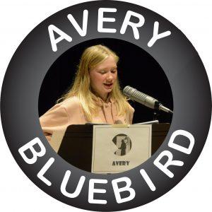 Madeleine Hodgins as Avery Bluebird