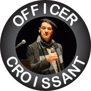 Jeff Christensen as Officer Croissant