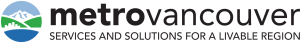 logo of Metro Vancouver: Services and Solutions for a Livable Region